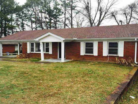617 Arlington Ave, Jackson, TN 38301