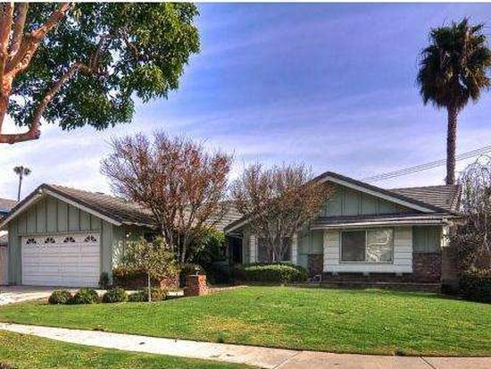 18790 San Pasqual St, Fountain Valley, CA 92708