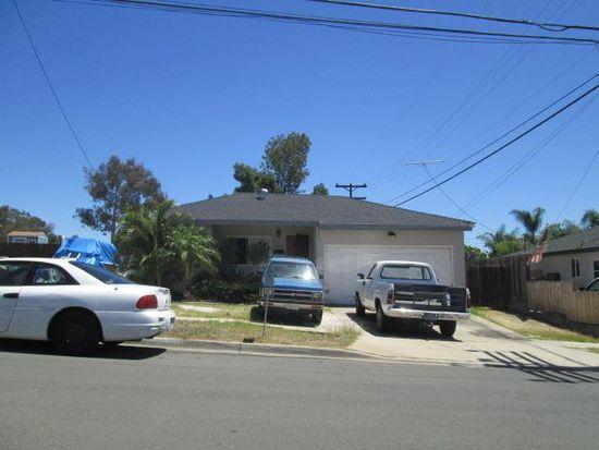 5265 Guessman Ave, La Mesa, CA 91942