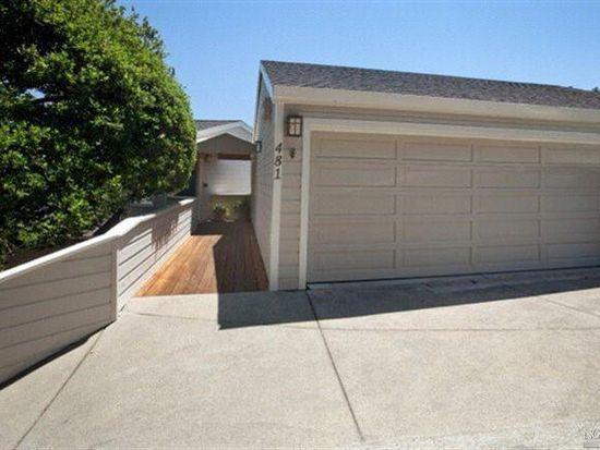 481 Green Glen Way, Mill Valley, CA 94941