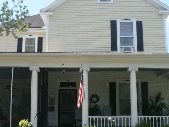 124 W Church St, Americus, GA 31709