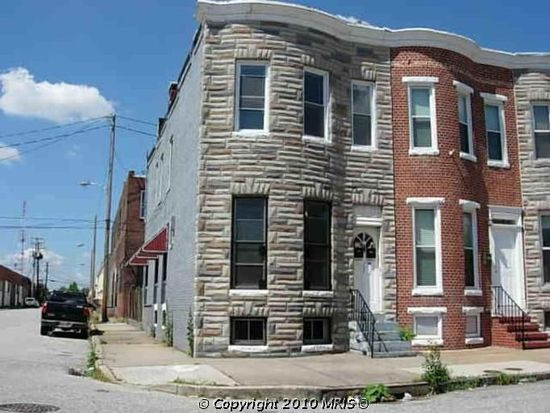 1322 S Carey St, Baltimore, MD 21230