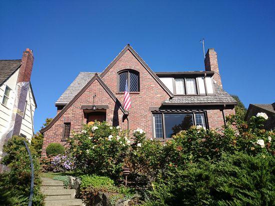 3862 43rd Ave NE, Seattle, WA 98105