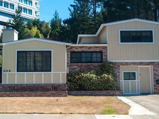 204 Clay Ave, South San Francisco, CA 94080