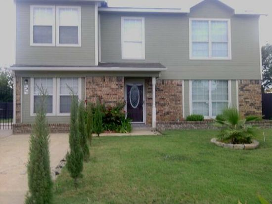 2327 Foxcroft Ln, Arlington, TX 76014