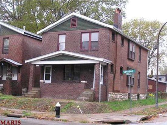 4101 Virginia Ave, Saint Louis, MO 63118