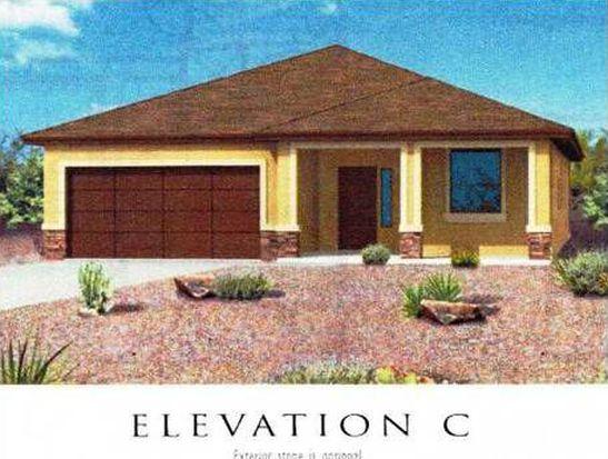 11033 Coyote Ranch Ln, El Paso, TX 79934