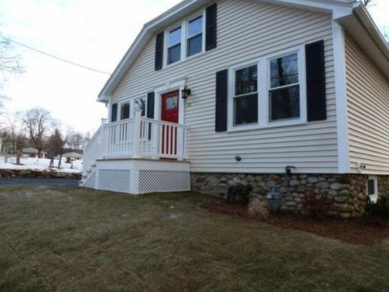 26 Pomona Rd, Worcester, MA 01602