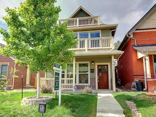 4611 W Hayward Pl, Denver, CO 80212