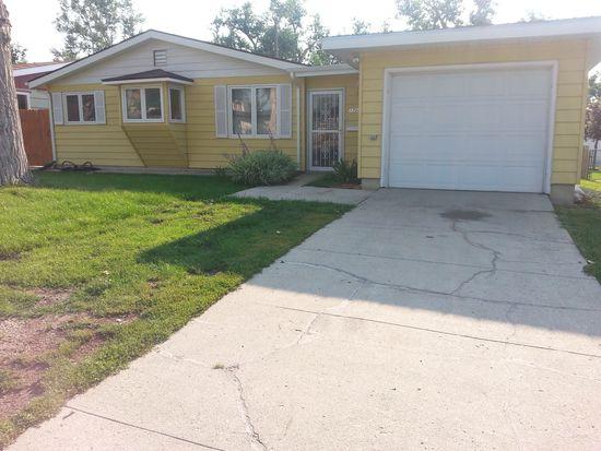 1704 Jim Bridger Ave, Casper, WY 82604