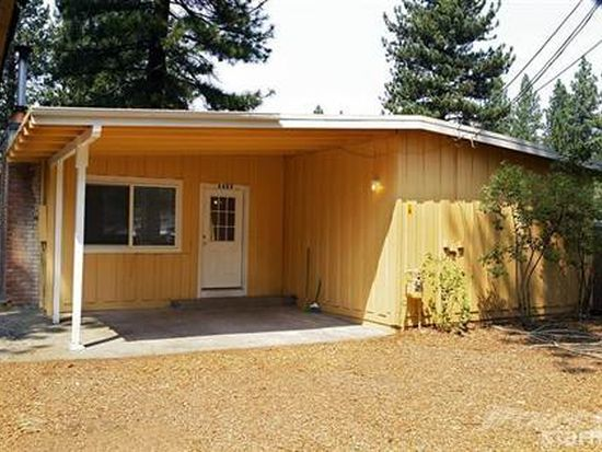 2609 Sussex Ave, South Lake Tahoe, CA 96150