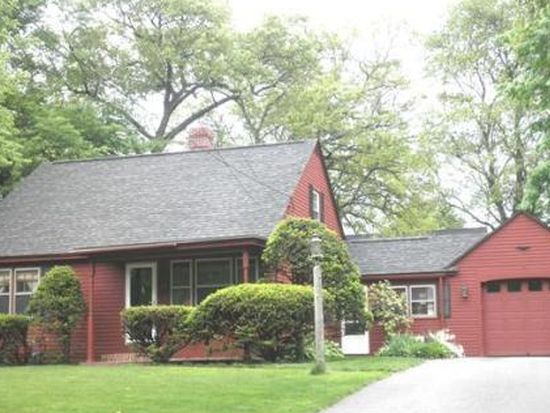 40 W Bradstreet Rd, North Andover, MA 01845