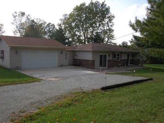 3037 Angle Rd, Pendleton, IN 46064
