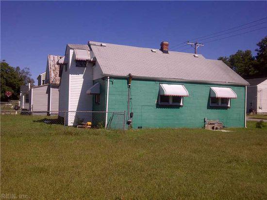 2124 Chestnut St, Portsmouth, VA 23704