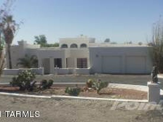 820 E Chula Vista Rd, Tucson, AZ 85718