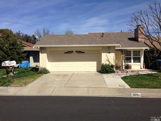 977 Coral Ridge Cir, Rodeo, CA 94572