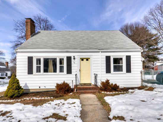 16 Cranmore Rd, Boston, MA 02136
