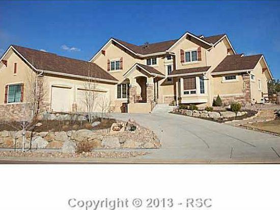 12821 Serenity Park Dr, Colorado Springs, CO 80921