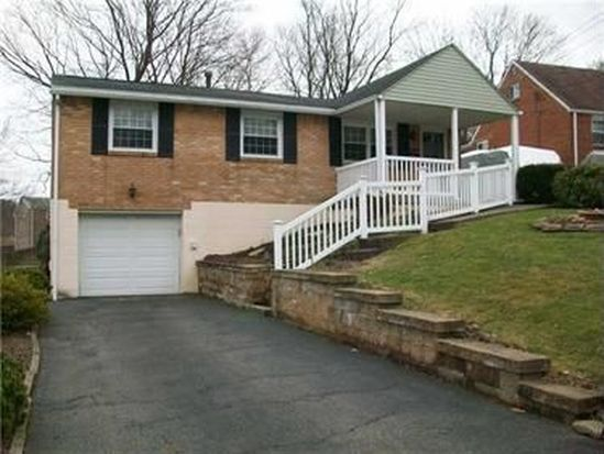 153 Holiday Park Dr, Pittsburgh, PA 15239