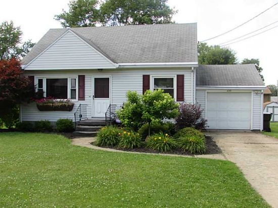 639 Cohassett Dr, Hermitage, PA 16148
