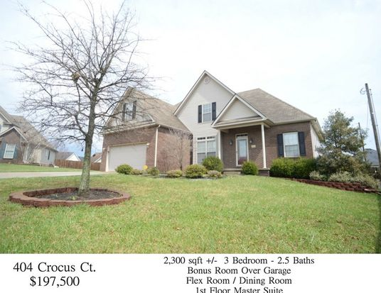 404 Crocus Ct, Winchester, KY 40391