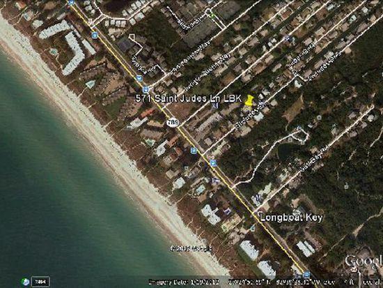 571 Saint Judes Dr, Longboat Key, FL 34228