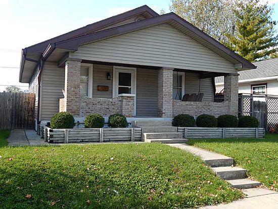 1414 N Colorado Ave, Indianapolis, IN 46201