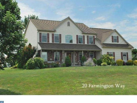 20 Farmington Way, New Providence, PA 17560