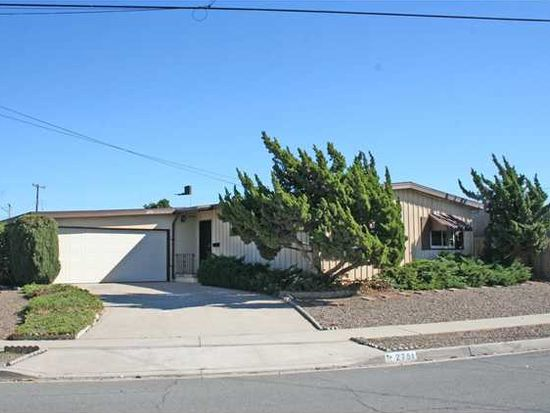 2751 Chalar St, San Diego, CA 92123