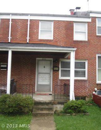 5645 Kavon Ave, Baltimore, MD 21206