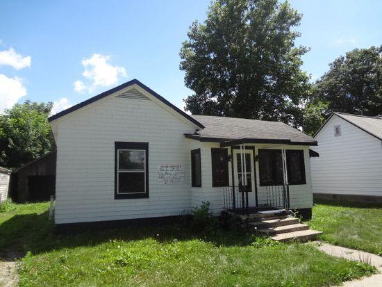 706 E 3rd St, Fowler, IN 47944