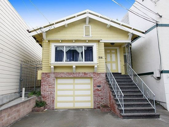 216 Templeton Ave, Daly City, CA 94014