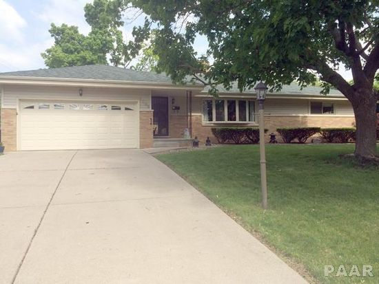 5006 N Mansfield Dr, Peoria, IL 61614