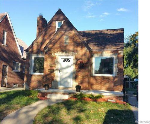 16838 Manor St, Detroit, MI 48221
