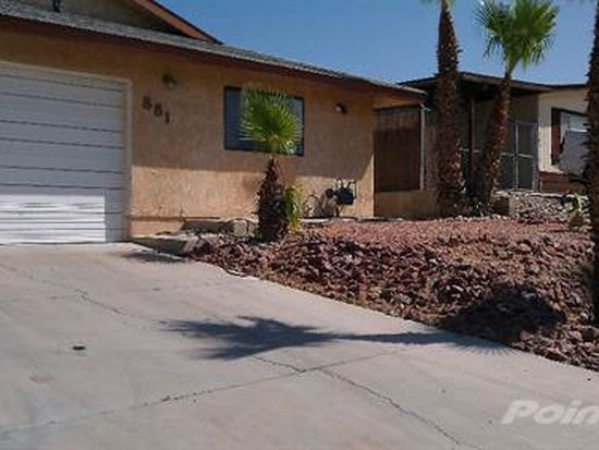 881 Turney Dr, Bullhead City, AZ 86442
