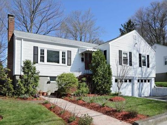 28 Paulman Cir, Boston, MA 02132