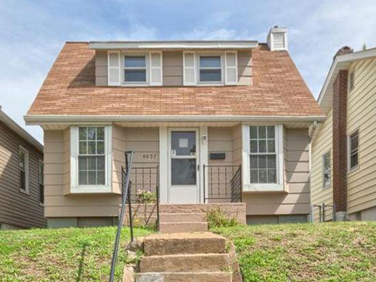 4037 Walsh St, Saint Louis, MO 63116