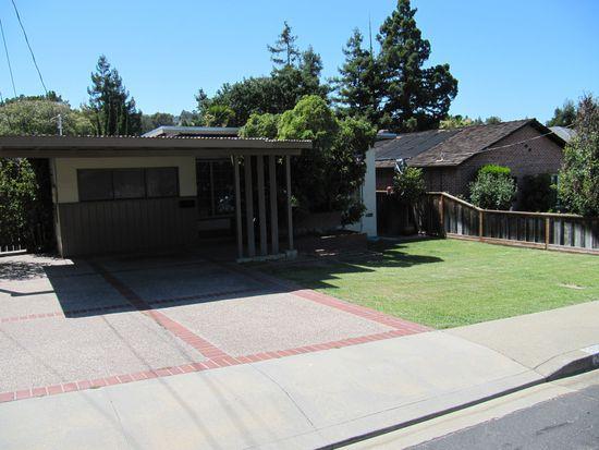 2668 Thornhill Dr, San Carlos, CA 94070