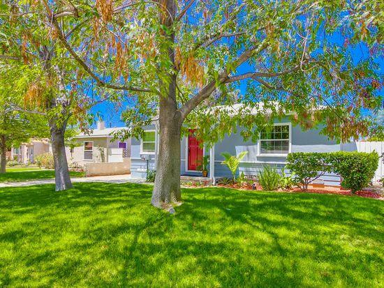 4372 Pomona Ave, La Mesa, CA 91942