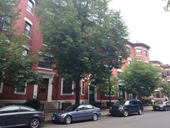 79 Gainsborough St UNIT 106, Boston, MA 02115