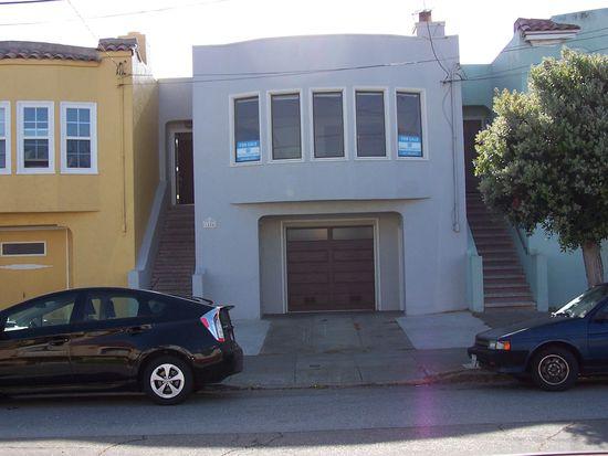 1454 40th Ave, San Francisco, CA 94122