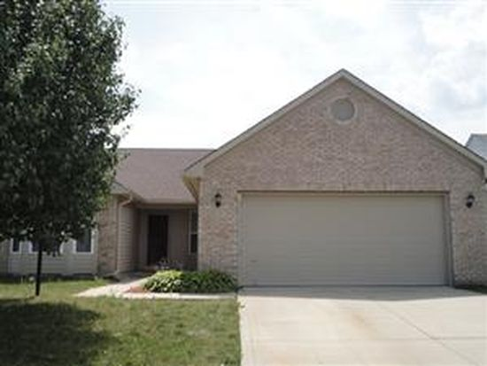 9553 Gull Lake Dr, Indianapolis, IN 46239