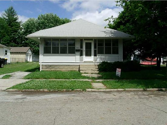 516 Park Ave, Anderson, IN 46012