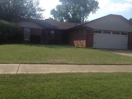 825 N Briarcliff Dr, Oklahoma City, OK 73170