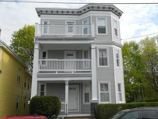6 Chickatawbut St UNIT 1, Dorchester, MA 02122