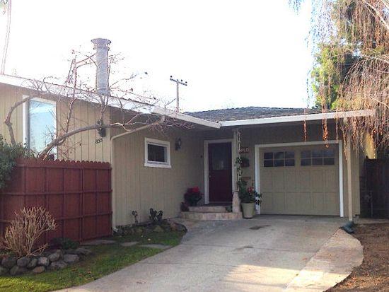 855 Mango Ave, Sunnyvale, CA 94087