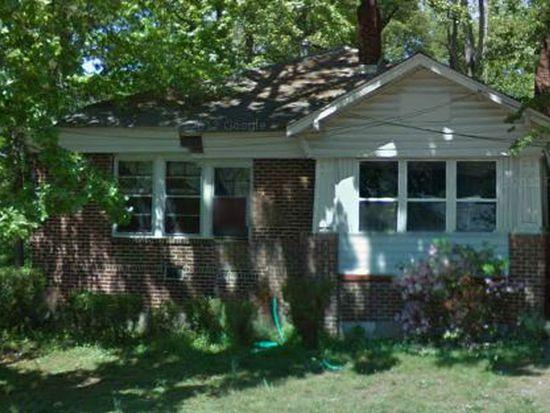 875 White St SW, Atlanta, GA 30310