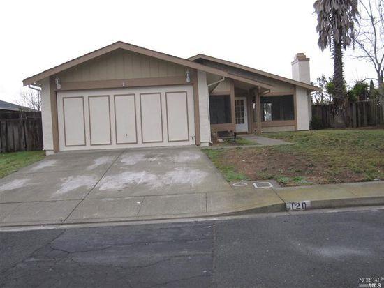120 Buckeye Ln, Vallejo, CA 94591