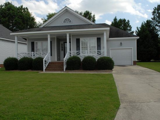 4405 Rockport Dr NW, Wilson, NC 27896