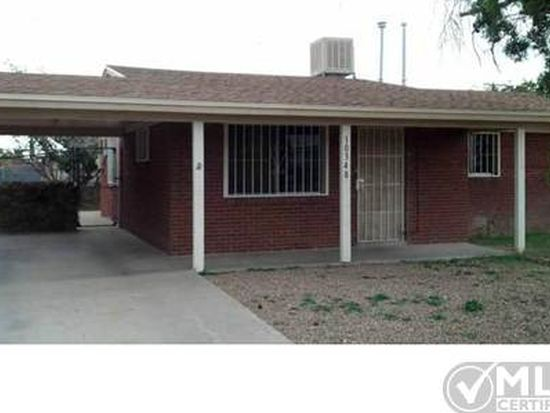 10348 Redwood St, El Paso, TX 79924